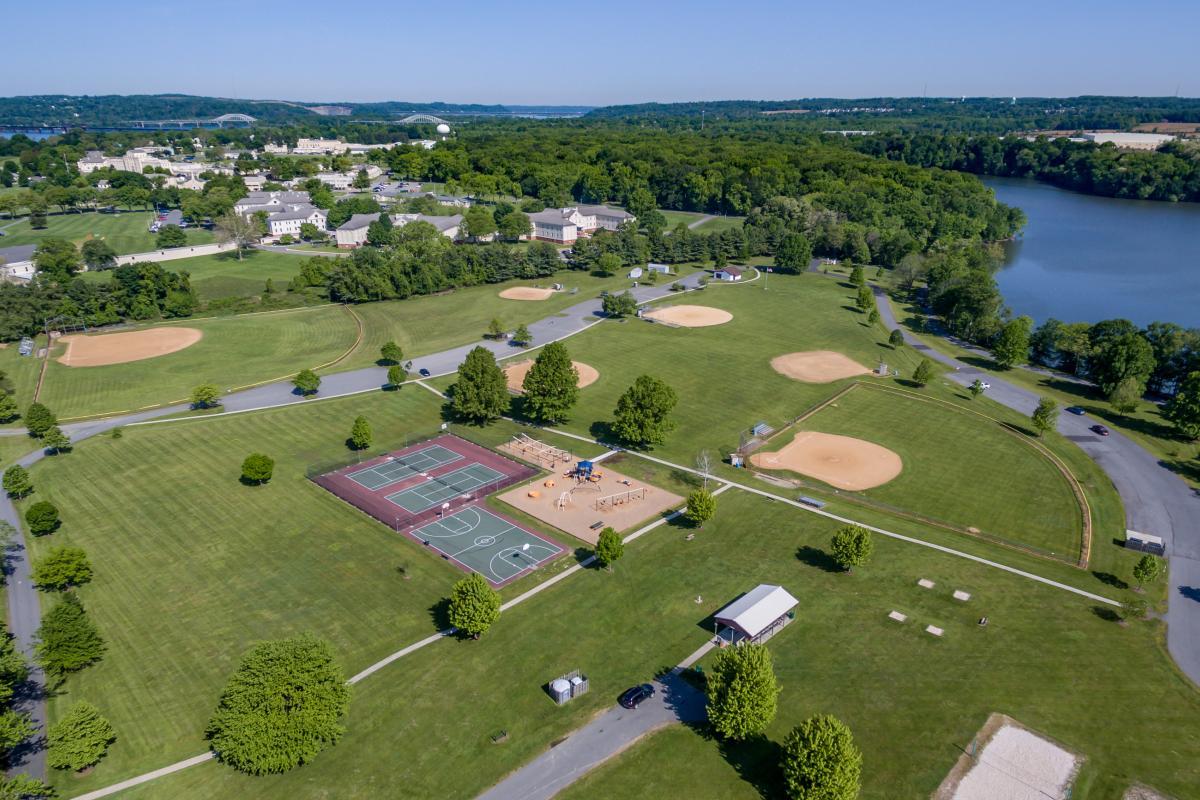 Perryville Community Park amenities